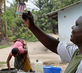 Funding | REACH: Improving water security for the poor